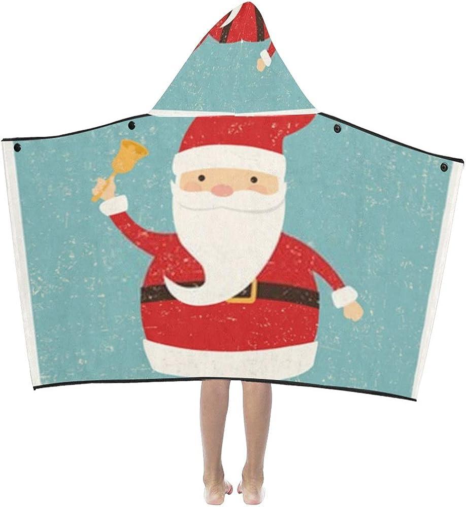 JIAJIA Bath Towels for Boys Santa Cute Kindness H Max 67% OFF Max 74% OFF Friendly Claus