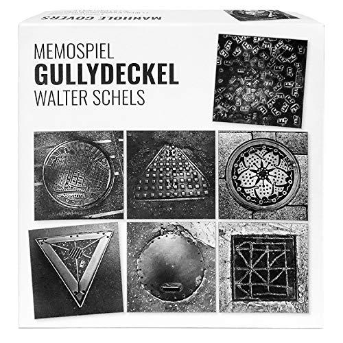 Fotografenverlag MANHOLE COVERS Memory Game Walter Schels