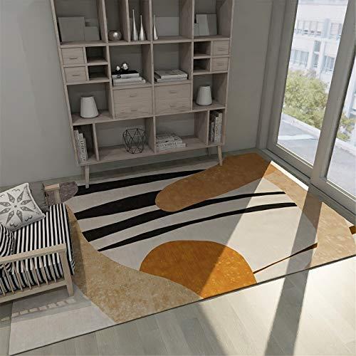 MMHJS Alfombras Rectangulares A Gran Escala para Ambientes Domésticos Adecuadas para Alfombras De Sala De Estar Y De Estudio 80x120cm