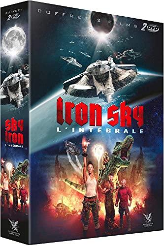 Coffret iron sky 1 et 2 : iron sky ; the coming race [FR Import]