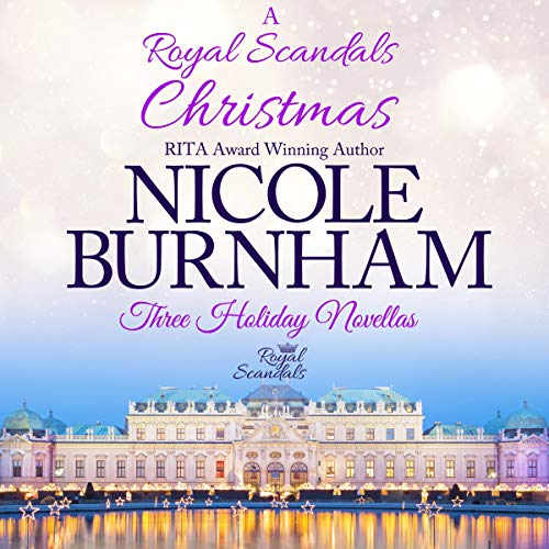 A Royal Scandals Christmas  By  cover art
