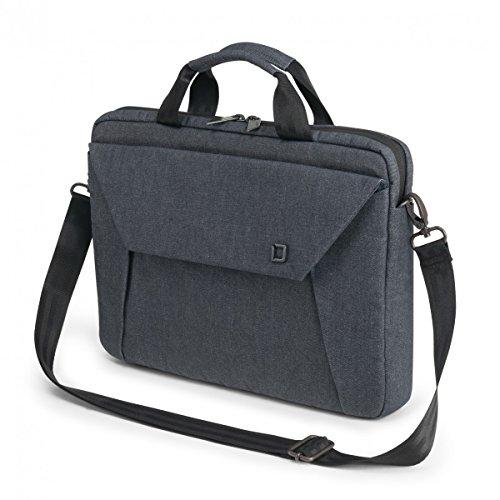 Dicota D31239 Edge SlimHülle Hülle für Apple MacBook, 30,5cm-33,8cm (12 Zoll-13,3 Zoll) Blue Denim
