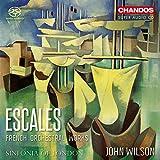 Escales - Französische Orchesterwerke