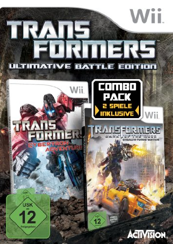 Transformers: Ultimative Battle Edition - [Nintendo Wii]