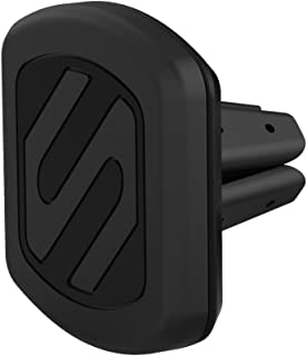 SCOSCHE MAGVM2B Magnetic Car Vent Mount for iPhones, Samsung Galaxy, HTC One, Lg G3 Frustration - Free Packaging, Black by...