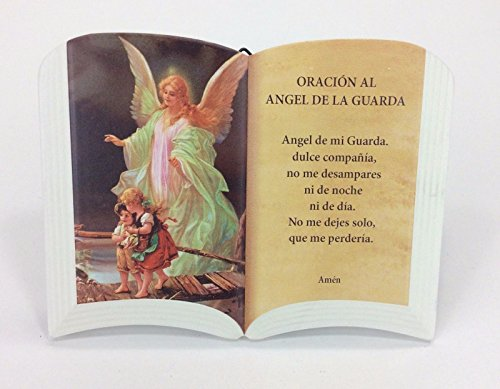 Alliance (Oracion) Angel Guardia/Guardian Angel for Table and Wall(para MESA O PARED) 6' X4