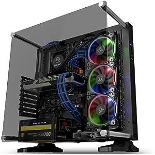 جهاز كمبيوتر للألعاب مزود بتبريد مائي لوحدة المعالجة المركزية من ثيرمالتيك