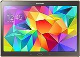 Samsung Galaxy Tab S (T805) 10.5' LTE - Tablet de 10.5' (4G + WiFi + Bluetooth, 16 GB, 3 GB RAM, Android), Titanio/Bronce (Importado de Alemania)