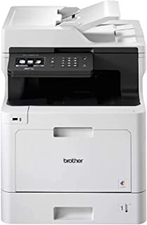 Brother MFC-L8690CDW Colour Laser All-in-One with Advanced Scanning, Wireless Networking, Mobile Printing