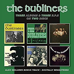Concert/Finnegan Wakes + in Person, Mainly Barney &More of The Dubliners EPs + Bonus Track [Import]