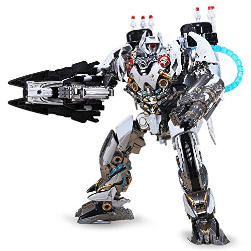 ILTOYS Black Mamba LS 01 Ares Transformers Alloy Nitro