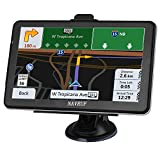 Best Gps With Voice Commands - 7-inch car GPS, car Navigation System Lifetime map Review