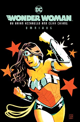 WONDER WOMAN BY AZZARELLO & CHIANG OMNIBUS HC (Wonder Woman by Brian Azzarello and Cliff Chiang Omnibus)