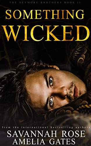 Something Wicked: An Enemies to Lovers Bully Romance (The Seymore Brothers Book 2) (English Edition)