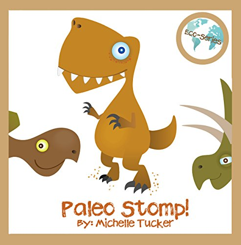 Paleo Stomp!: A Jurassic Stompin' Jive! (Eco-Series Book 1) (English Edition)