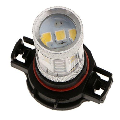 Larga vida útil 800lm 2323Daytime conducción exterior faro delantero LED 15SMD atrás