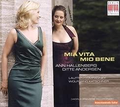 Ditte Andersen & Ann Hellenberg - Mia vita mio bene