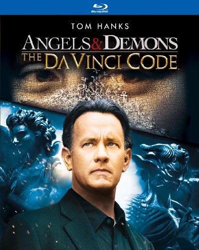 天使と悪魔/ダ・ヴィンチ・コード ブルーレイ ダブルパック [Blu-ray]