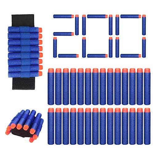 Official Dart for Nerf N-Elite Series Guns Darts Gun Refill Bullets Ammo Packs