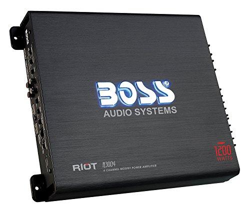 Boss Audio Systems R3004 - Amplificador...