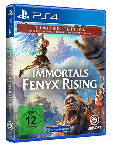 Immortals Fenyx Rising - Limited Edition (exklusiv bei Amazon, kostenloses Upgrade auf PS5) - [PlayStation 4]
