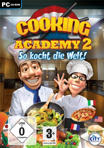 Cooking Academy 2 - [PC]