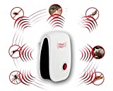 Ultrasonic Pest Repeller,Ultrasonic Vermin Repeller of,Indoor Plug in Electronic Pest Repellent for...
