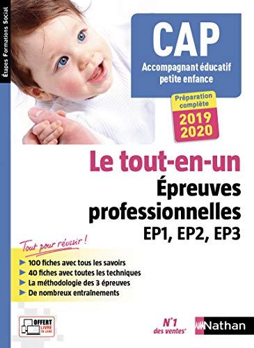 Épreuves professionnelles - CAP Accompagnant Éducatif Petite enfance - 2019-2020