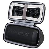 co2CREA Hart Tasche für ENACFIRE SoundBar/Mini Bluetooth LautsprecherCase Etui Tragetasche, schwarz (Nur Tasche)