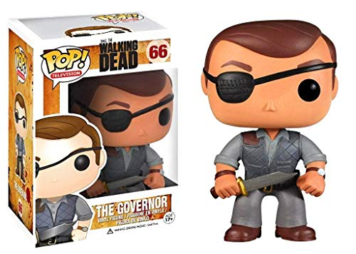 Mall Market Funko Pop Television 66# Comic TV Series AMC The Walking Dead The Governor Vinyl Figure