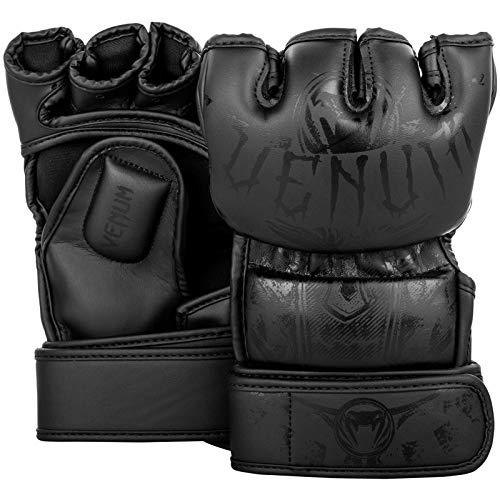 Venum Gladiator 3.0 Unisex MMA Handschuhe S Noir mat