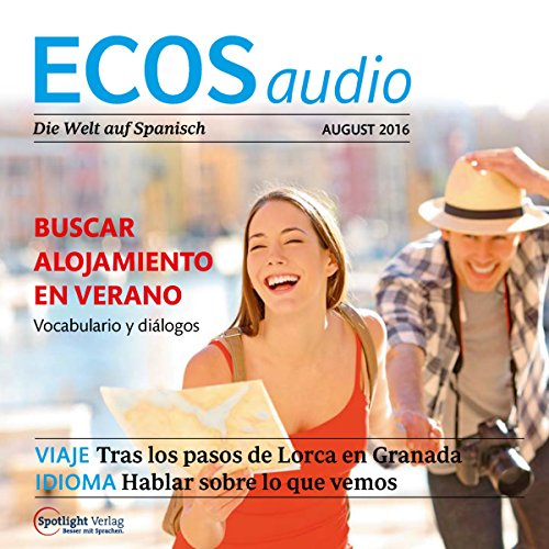 ECOS Audio - Buscar alojamiento en verano. 8/2016 Titelbild