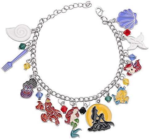 Little mermaid bracelet