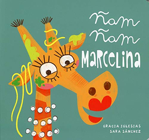 Ñam, ñam Marcelina (Miau Cartón)