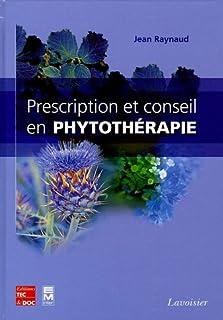 Prescription et conseil en phytothérapie