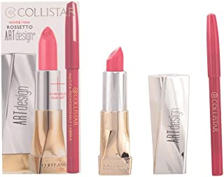 Collistar Art Design Lipstick 08 Set van 2 artikelen
