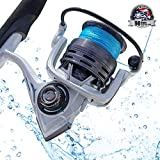 CS4 Spinning Reel,Cadence Ultralight & Fast Speed Carbon Frame Fishing...