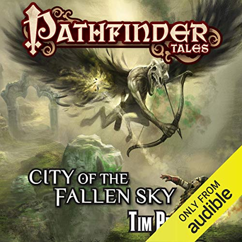 City of the Fallen Sky Titelbild