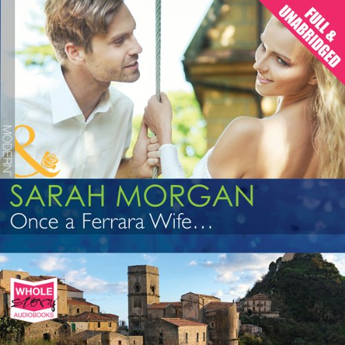 Once a Ferrara Wife... cover art