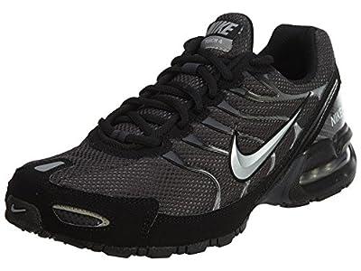 Nike Mens Air Max Torch 4 Running Shoe Anthracite/Metallic Silver/Black Size 11.5 M US
