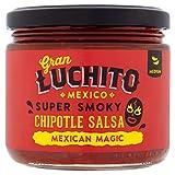 Luchito, Salsa para taco  - 3 de 300 gr. (Total 900 gr.)...