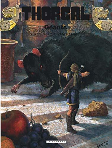 Thorgal, tome 22 : Géants