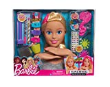 Barbie 62530 Deluxe Styling Head – Blonde, Multi