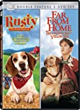 Rusty: The Great Rescue & Far From Home Yellow Dog (2 DVD, DOUBLE FEATURE) NEW