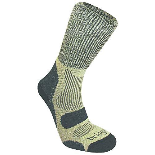 Bridgedale Herren Hike lightweight Baumwolle Comfort Socken anthrazit L