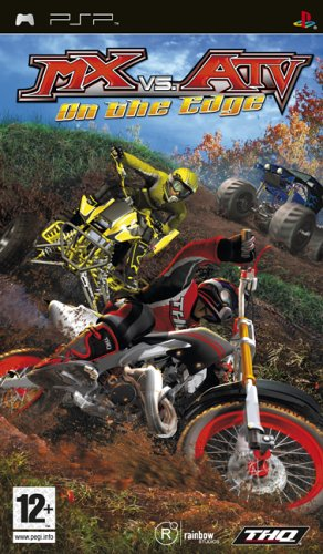 THQ MX vs ATV Unleashed: On the Edge