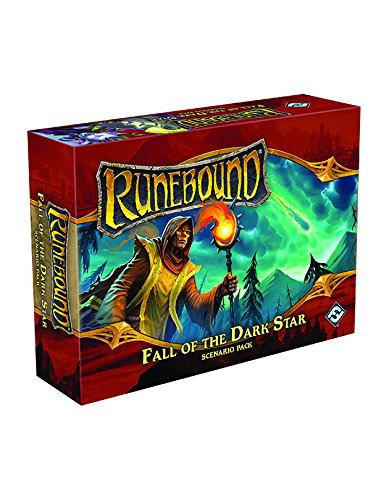 Runebound 3rd Edition: Fall of the Dark Star Scen (Exp.) (engl.)