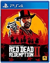 RED DEAD REDEMPTION 2 ENGLISH, CHINESE, KOREAN, JAPANESE SUBS for PlayStation 4 [PS4]