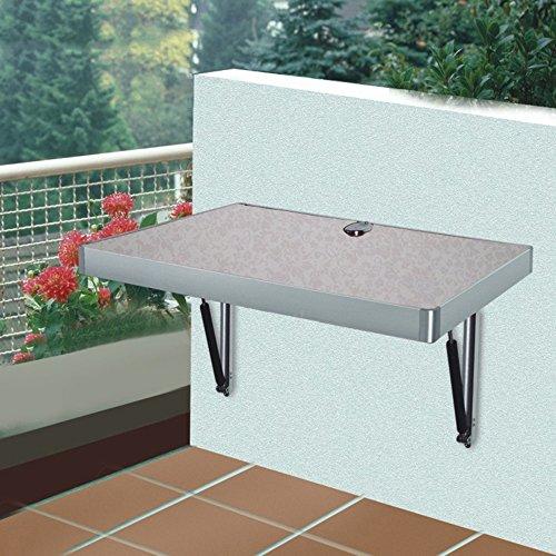 Table pliante Feifei Grande Taille Feuille-Feuille fixée au Mur de Tableau, de Cuisine dinant la Table des Enfants économiser de l'espace (Couleur : Blanc, Taille : L100cm*W60CM*)