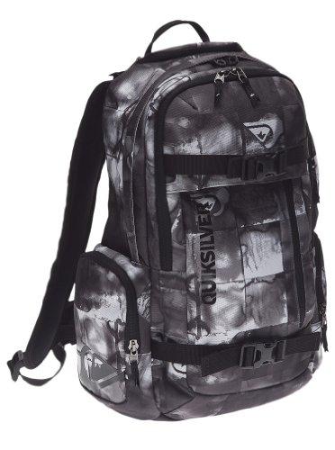 Quiksilver Snowboard Rucksack Oxydized Bag, inkisition blk, 47 x 36 x 12 cm, 18 liters, KPMSB054-015-TU